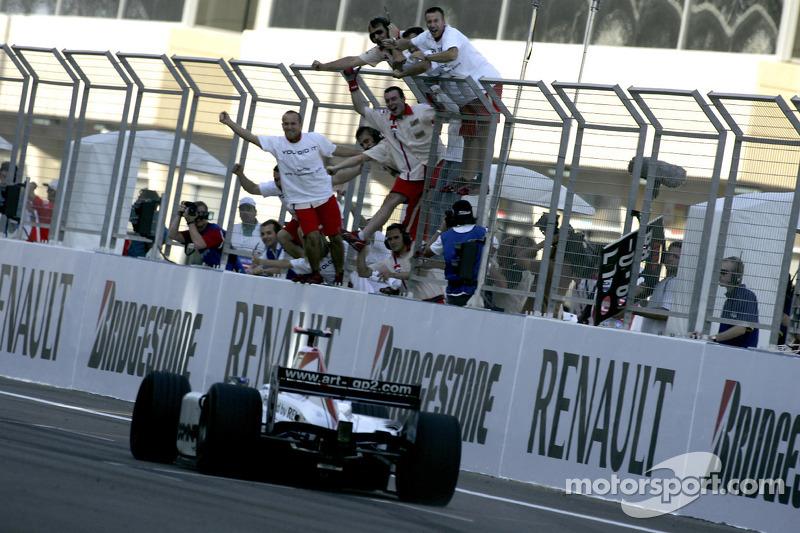 2005: Exitosa temporada en GP2