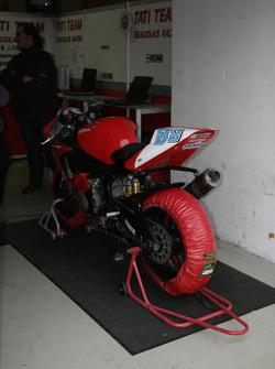 88-J.Enjolras-Yamaha YZF R6-Tati Team Beaujolais Racing