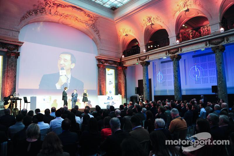 بيار فيلون رئيس الإتحاد الغربي للسيارات