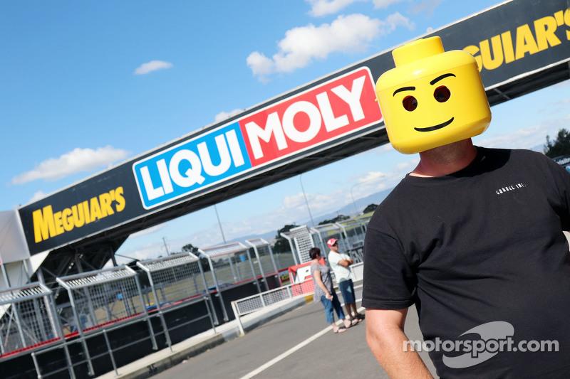 Lego-Mann!