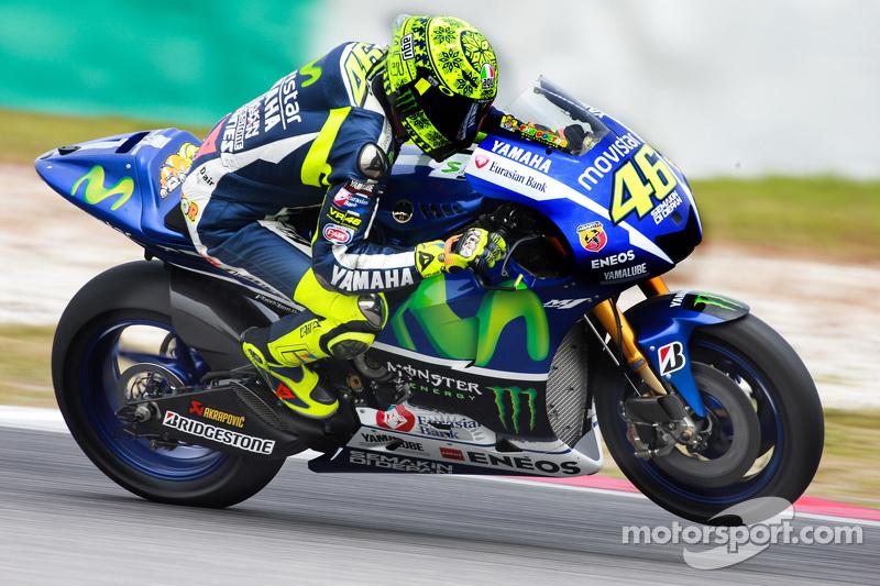 Valentino Rossi, Yamaha Factory Racing - Essais de février à Sepang - Photos MotoGP - Motorsport.com