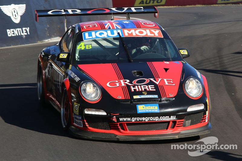 #4 Grove Group, Porsche 997 GT3 Cup: Stephen Grove, Ben Barker, Luke Youlden