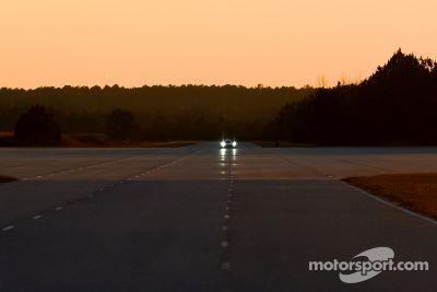 Nissan LMP1 testing