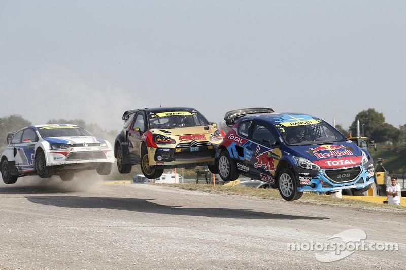 世界RX比赛