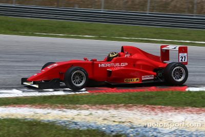 Jake Parsons Racing temporada 2014