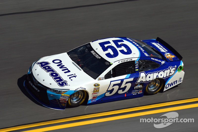 Майкл Уолтріп, Michael Waltrip Racing Toyota