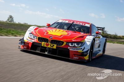 BMW revela nueva imagen un coche DTM