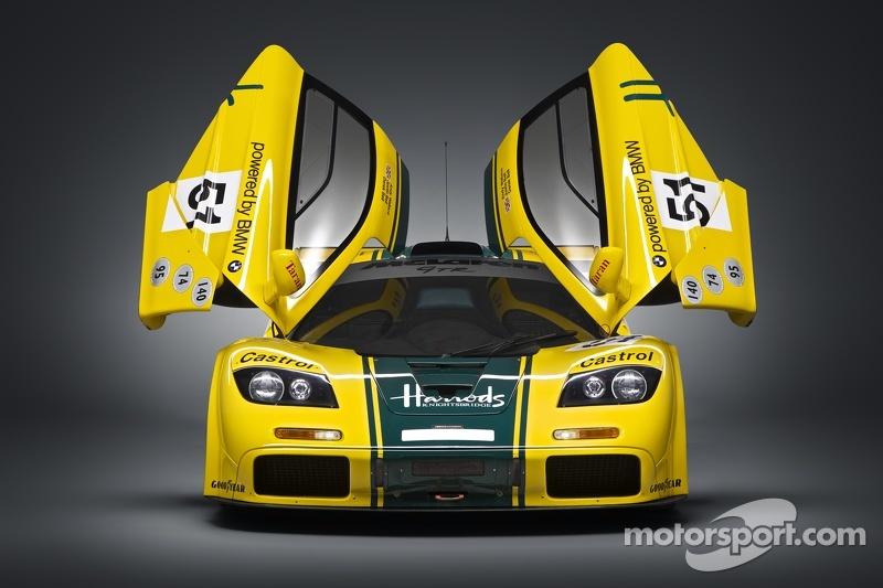 Der originale McLaren F1 GTR