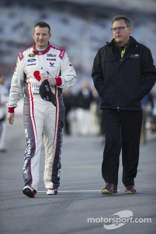 Майкл МакДауелл, Leavine Family Racing Ford