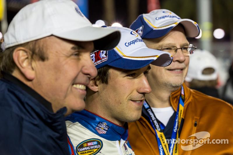 Austin Theriault, Brad Keselowski Racing, Ford