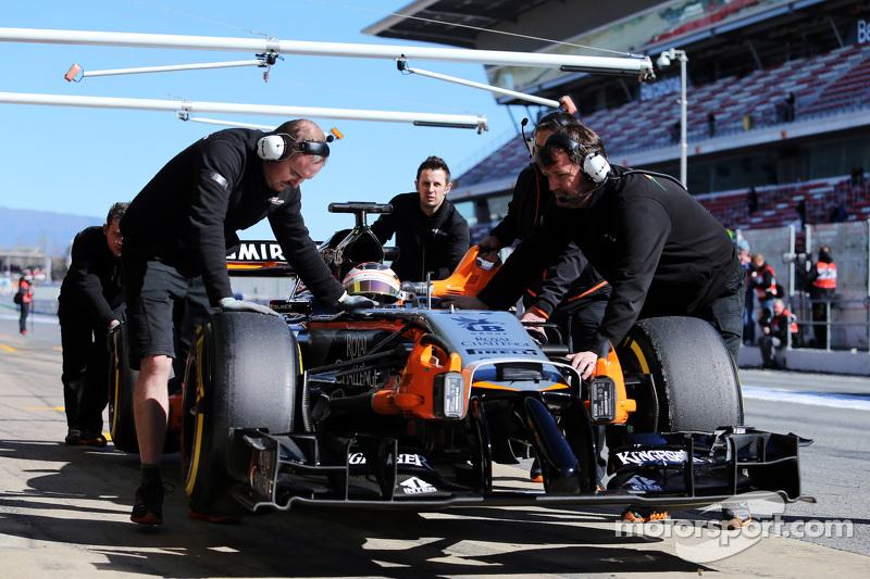 Ніко Хюлкенберг, Sahara Force India F1 VJM07