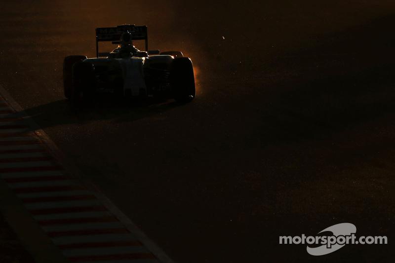 Valtteri Bottas, de Williams FW37