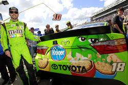 Matt Crafton reemplaza a Kyle Busch, Joe Gibbs Racing Toyota