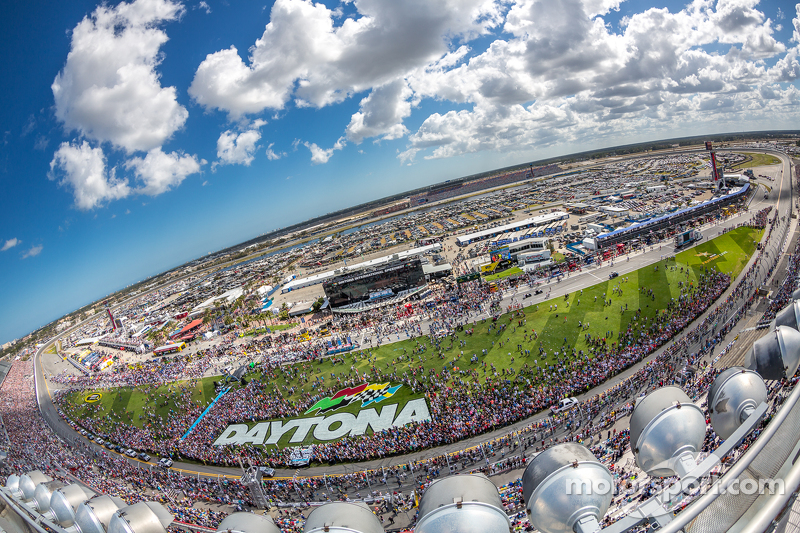 Overview of Daytona International Speedway