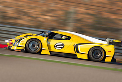 Scuderia Cameron Glickenhaus, SCG003C (Competizione, Rennversion)