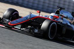 Kevin Magnussen, McLaren MP4-30