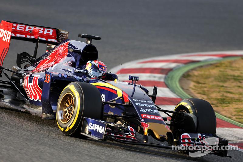 Макс Ферстаппен (NL), Scuderia Toro Rosso