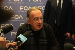 Sergio Marchionne, Ferraripresident en CEO of Fiat Chrysler Automobiles