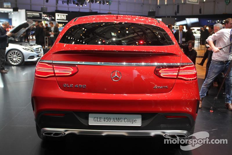 Mercedes CLE 450 AMG GT Spor Aracı