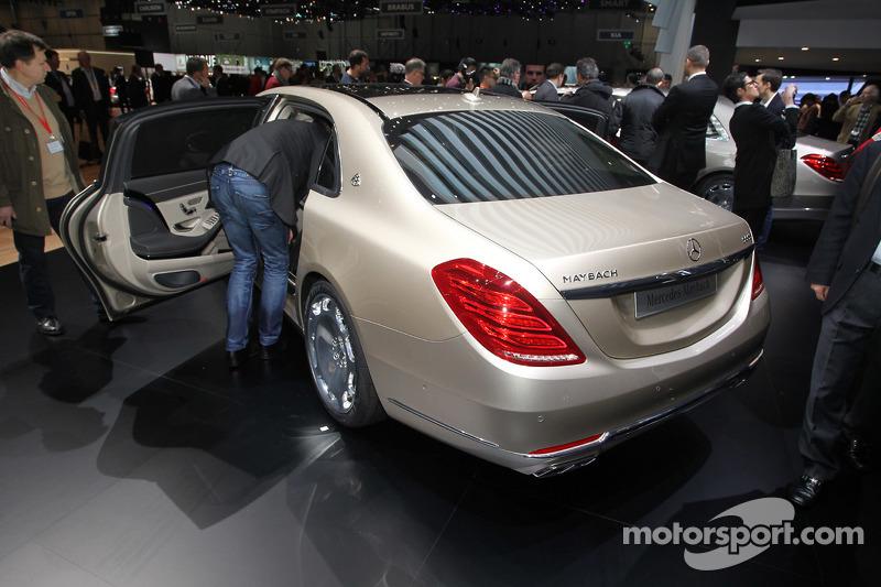 Mercedes Maybach Pullman