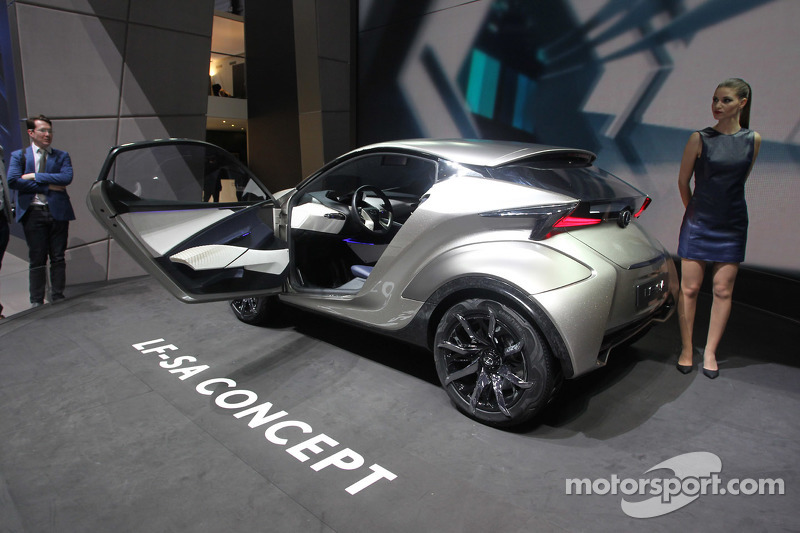 Lexus LF SA, Konzeptstudie