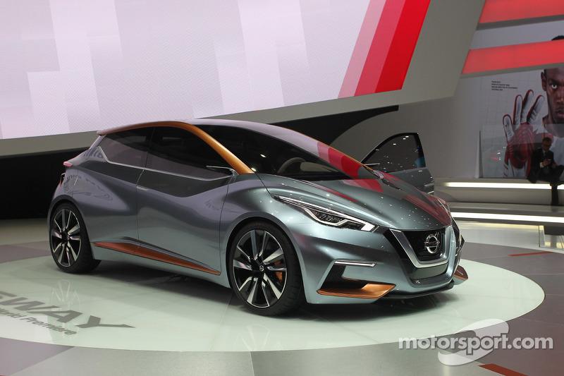 Nissan Sway Konzept