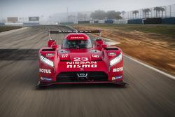 Nissan GT-R LM Nismo sesión de fotos