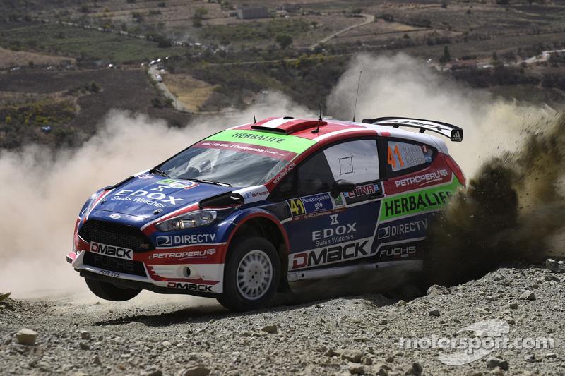 Ніколас Фукс та Фернандо Муссано, Ford Fiesta R5