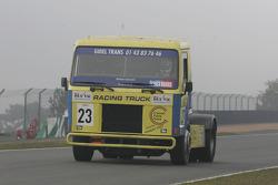 #23 Patrick Ponzio Volvo FL10: Patrick Ponzio