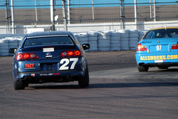 #27 Bill Fenton Motorsports Acura RSX-S: Eric Curran, Bob Endicott, #97 Turner Motorsport BMW 330i: Tim Pappas, Steve Pfeffer