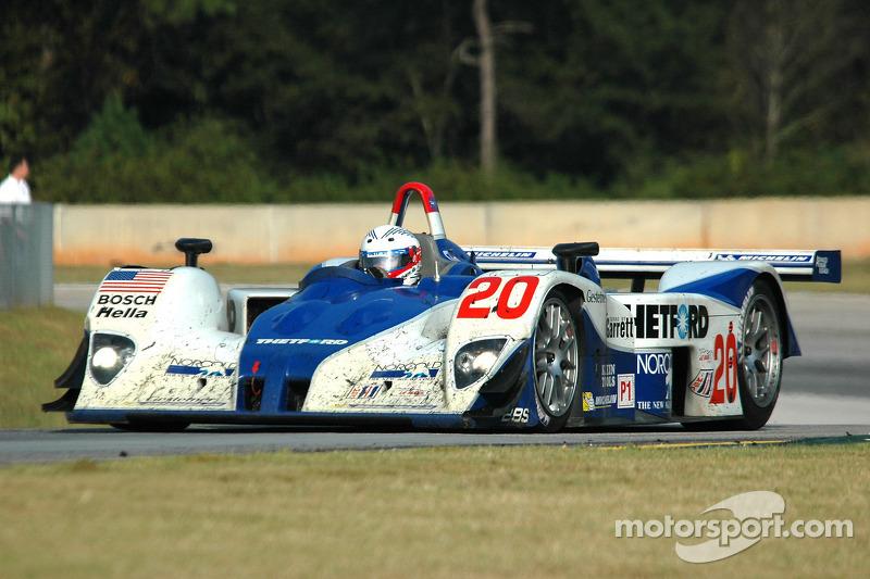 Dyson Racing Team Lola EX257 AER : Chris Dyson, Guy Smith