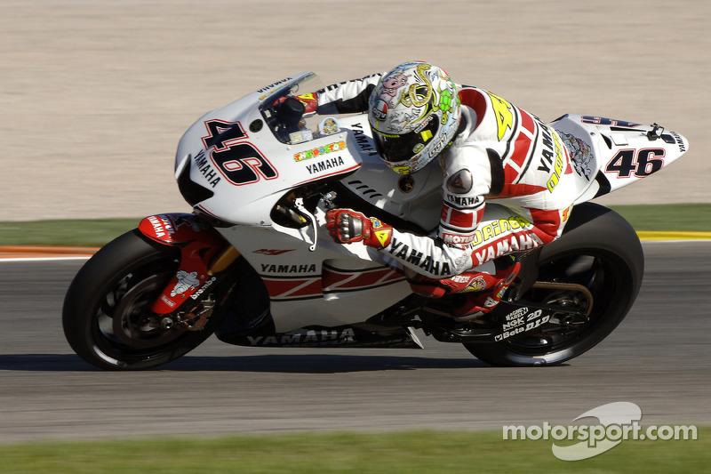 2005 - Yamaha Factory Racing (MotoGP Valencia)