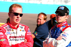 Ricky Craven and Todd Kluever