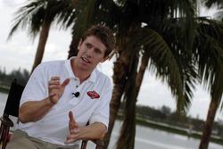Miami press conference: Carl Edwards
