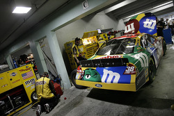Activity in the M&M's Ford garage area