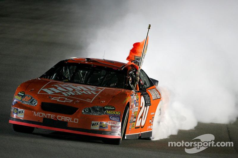 2005: Tony Stewart (Gibbs-Chevrolet)