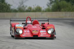 Barazi Kruse-Motorsport Courage C-65 AER : Phil Bennett, Juan Barazi, Elton Julian