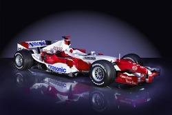 yeni 2006 Toyota TF106
