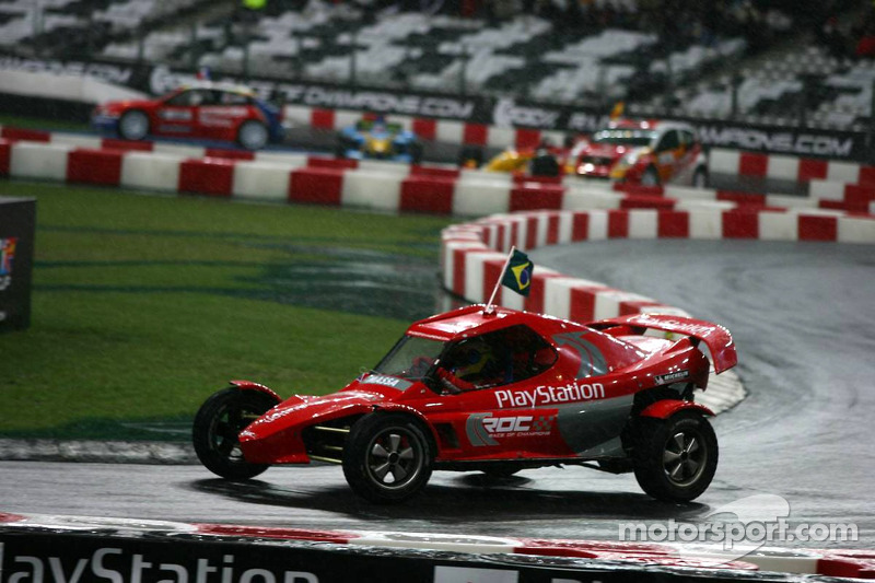 Quarter final: Felipe Massa