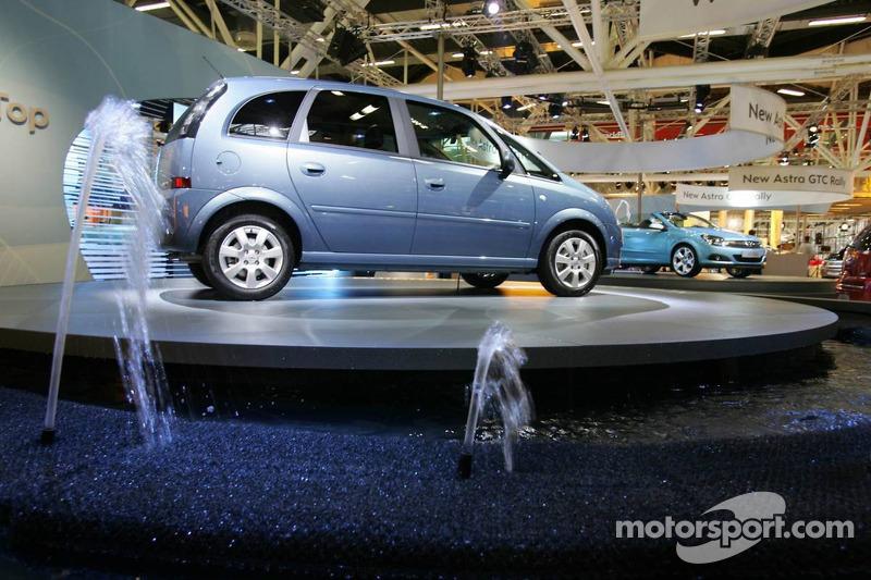 Opel Meriva Opc 2006 At Bologna Motor Show