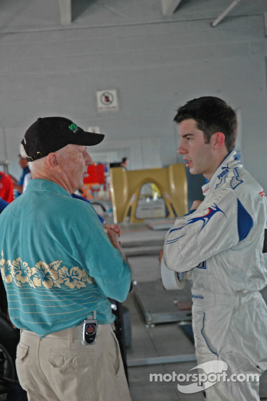Elliott Forbes-Robinson, Mike Rockenfeller