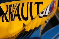 Renault F1 engine cover