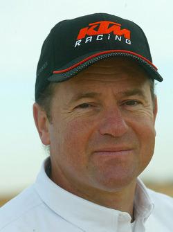 Team Repsol Red Bull KTM : le team manager Jordi Acarons