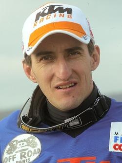 Team Gauloises KTM: Michel Gau