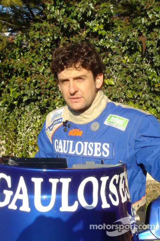 Team Gauloises KTM : Isidre Esteve Pujol