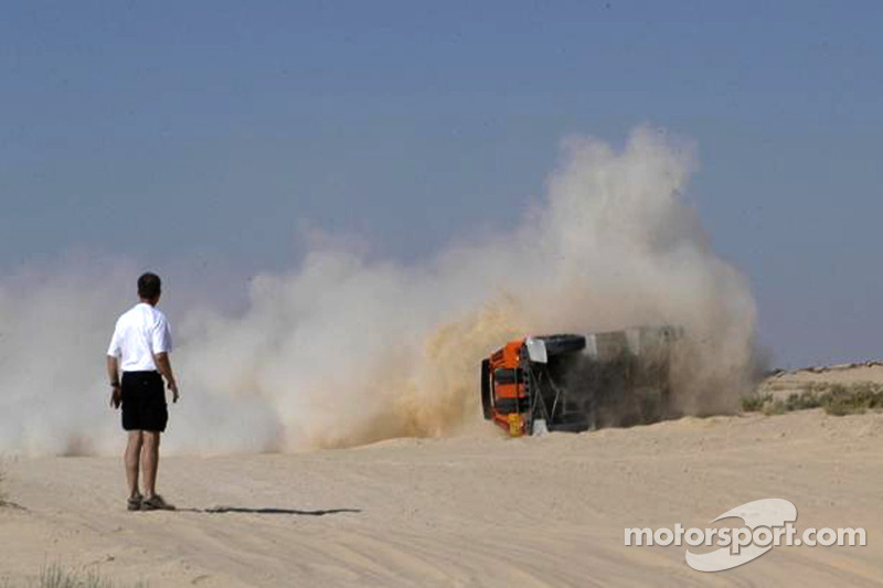 Equipe Dakar Sport: Rick Aarts et Roland Rypma roulent avec Team Dakar Sport Bowler