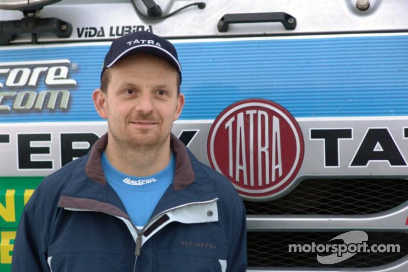 Equipe Tomas Tomecek Letka Racing: Tomas Tomecek