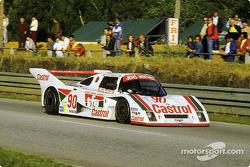 #90 Jens Winther Denmark URD C83 BMW: Jens Winther, David Mercer, Margie Smith-Haas