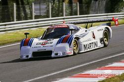 #4 Martini Lancia LC2-83/85: Боб Уоллек, Алессандро Наннини, Луис Сесарио