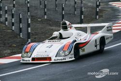 #4 Martini Racing Porsche 936: Jürgen Barth, Hurley Haywood, Jacky Ickx